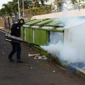 Pest Control Untuk Areal Industri Pabrik
