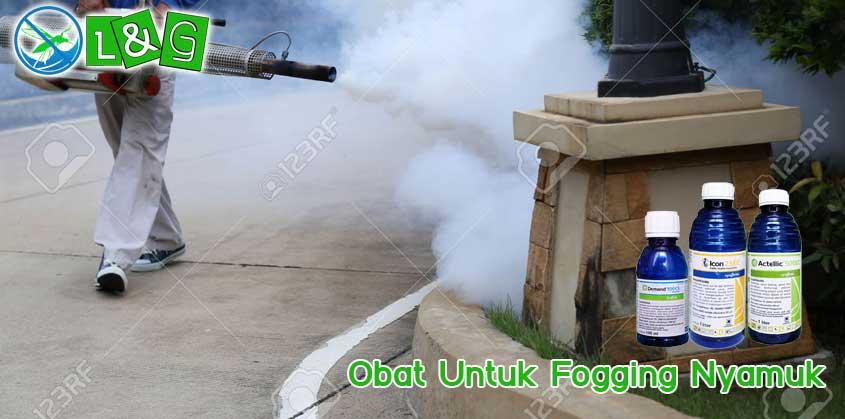 obat untuk fogging nyamuk
