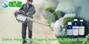 daftar harga obat fogging nyamuk