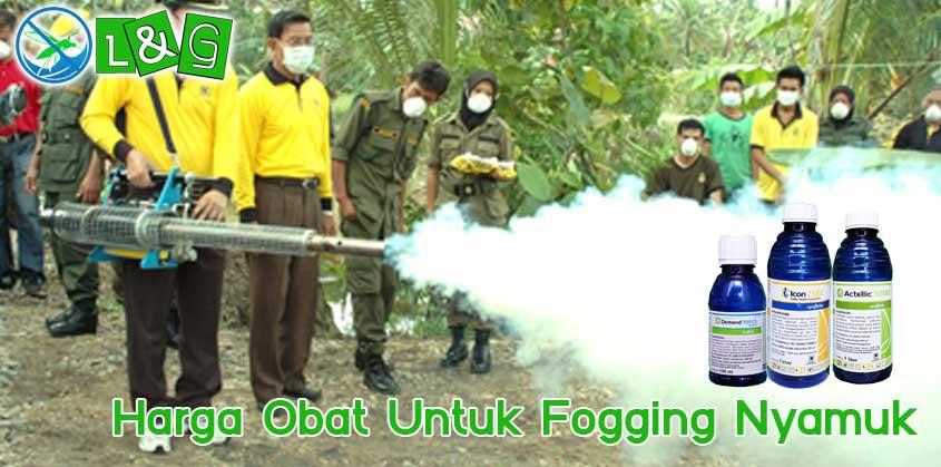 harga obat untuk fogging nyamuk dbd