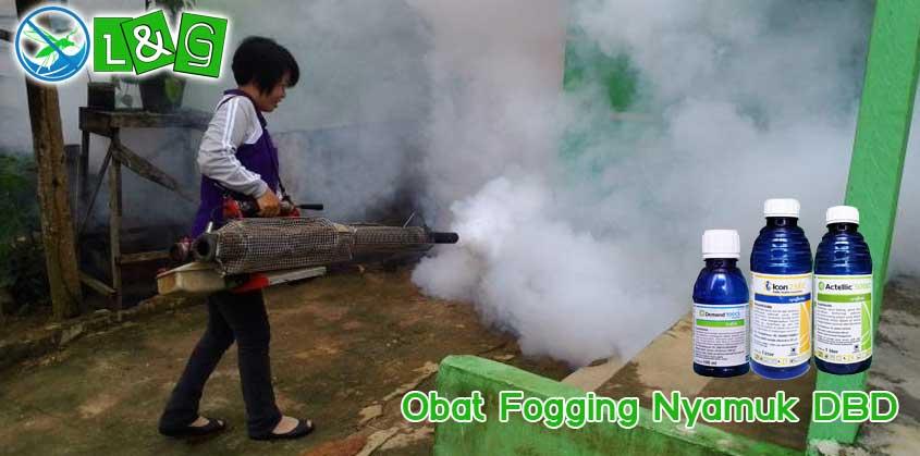 Harga Obat Fogging Nyamuk DBD
