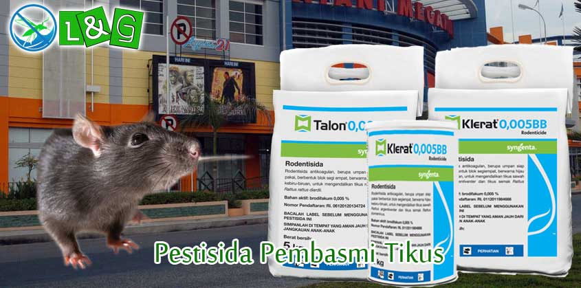 Pestisida Pembasmi Tikus